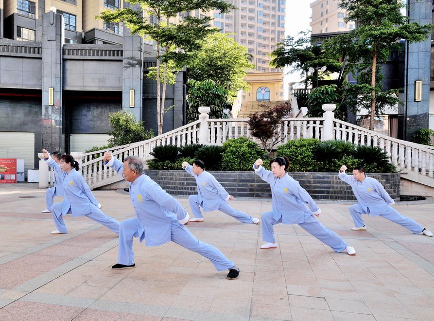 明溪县举办全民健身太极拳线上运动会 小.JPG