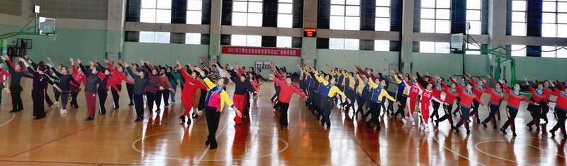 三明健身指导总站举办首期广场舞培训班 培训 小.JPG