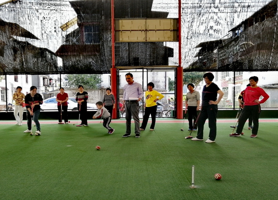 清流县老体协门球运动员选拔与基本功考核圆满完成 小.JPG